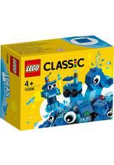 Lego Classic Briques Créatives Bleues 11006