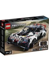 Lego Technic Voiture de Rally Top Gear Contrôlé par APP 42109