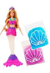 Barbie Dreamtopia Sirène Slime Mattel GKT75