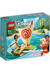 Lego Disney Princess Aventura Oceánica de Vaiana 43170