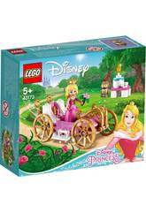 Lego Disney Princess Carruaje Real de Aurora 43173