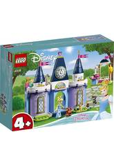 Lego Girls Disney Princess Festa no Castelo de Cenicienta 43178