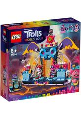 Lego Trolls Concerto nel Vulcano Rock City 41254