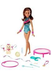 Barbie Teresa Deportiva Mattel GHK24