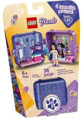Lego Friends Cubo de Jogos de Emma 41404