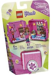 Lego Friends Cubo Negozio di Giochi di Olivia