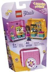 Lego Friends Cubo Tienda de Juegos de Andrea 41405