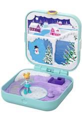 Polly Pocket Mundo Sorpresa En La Nieve Mattel GDL85