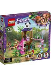 Lego Friends Casa del Árbol Panda en la Jungla 41422
