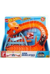 Hot Wheels City Ponte Furia do Réptil Mattel GJK88