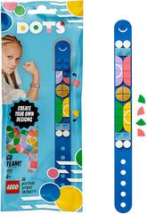 Lego Dots Bande de Sport Bleue 41911