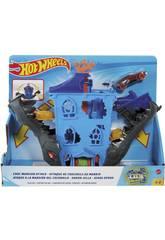 Hot Wheels City Ataque à Mansão do Crocodilo Mattel GJK91