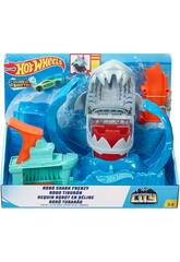 Hot Wheels Robo Shark Frenético Mattel GJL12