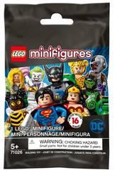 Lego DC Super Hero Series Minifiguras Sorpresa 71026