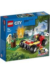 Lego City Incêndio na Floresta 60247
