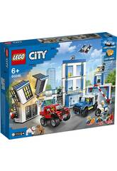 Lego City Police Comisaría de Policía 60246