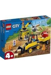Lego City Grands Véhicules Tracteur de Construction 60252