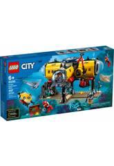 Lego City Oceans Base de Exploración 60265