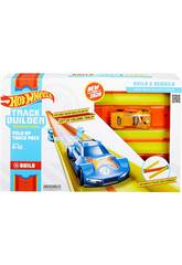 Hot Wheels Track Builder Unlimited Pack Circuito Pieghevole Mattel GLC91