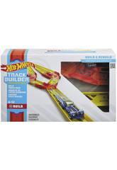 Hot Wheels Track Builder Unlimited Pack de Circuito Dividido Mattel GLC94