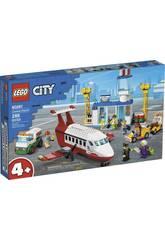 Lego City Aéroport Central 60261