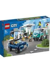Lego City Nitro Wheels Gasolinera 60257