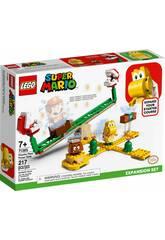 Lego Super Mario Set di Espansione: Super derapata della Pianta Piranha 71365