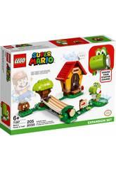 Lego Super Mario Pack d'Extension: Maison de Mario et Yoshi 71367