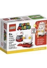 Lego Super Mario Pack Potenciador: Mario de Fogo 71370