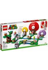 Lego Super Mario Pack d'Extension: Chasse au Trésor de Toad 71368