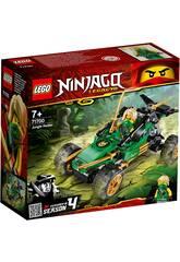 Lego Ninjago Buggy della Giungla 71700