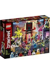 Lego Ninjago Marché de Joueurs 71708