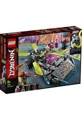 Lego Ninjago Coche Ninja Tuneado 71710