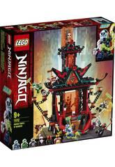 Lego Ninjago Temple Impérial de la Folie 71712