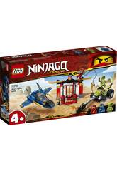 Lego Ninjago Bataille dans Le Jet Supersonique 71703