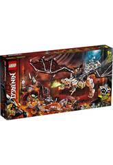 Lego Ninjago Drache des Schädelzauberers 71721