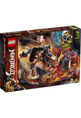 Lego Ninjago Rinocriatura de Zane 71719
