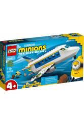Lego Minions Minion Piloto en Prácticas 75547