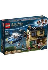 Lego Harry Potter Nº 4 de Privet Drive 75968