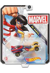 Hot Wheels Vehículo Personnage Car Mattel GJH91