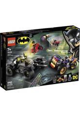 Lego Batman Persecución de la Trimoto del Joker 76159