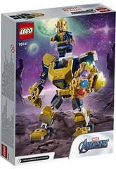 Lego Super Heroes Armadura Robótica de Thanos 76141