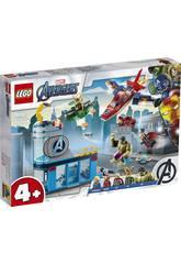 Lego Marvel Avengers Ira de Loki 76152