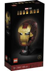Lego Super Héros Marvel Casque d'Iron Man 76165