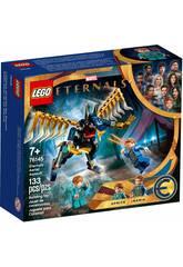 Lego Marvel Eternals Asalto Aéreo de los Eternos 76145