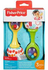 Fisher Price Spass und Music Maracas Mattel BLT33
