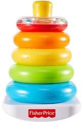 Fisher Price Pirámide Balanço Mattel GKD51