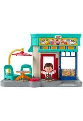 Fisher Price Little People Boulangerie Mattel GNC60
