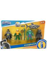 Imaginext Pack Super eroi e Cattivi Mattel FWJ94