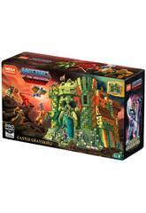 Másters Del Universo Mega Construx Castillo Grayskull con Figuras Mattel GGJ67